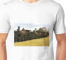 Railway stock graveyard Unisex T-Shirt