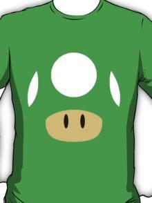 1Up & Mega Mushroom! T-Shirt
