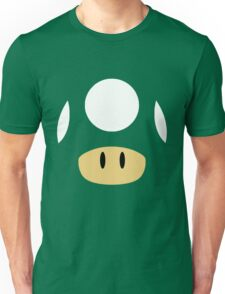 1Up & Mega Mushroom! Unisex T-Shirt