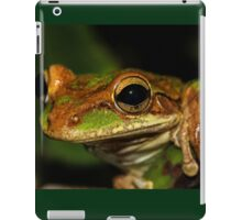 Treefrog Portrait iPad Case/Skin