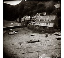 { fishing village } Photographic Print