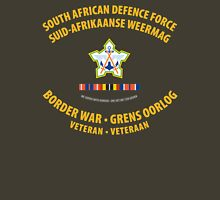 South African Defence Force Border War Veteran Unisex T-Shirt
