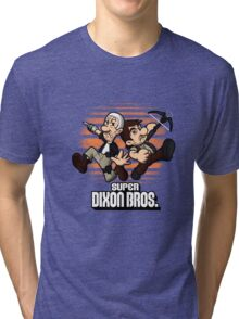 Super Dixon Bros. Tri-blend T-Shirt