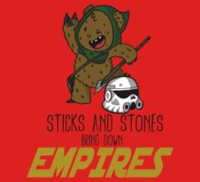 Sticks and Stones by JerryFleming