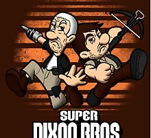 Super Dixon Bros. by juanotron