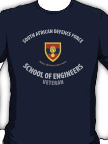 SADF School of Engineers Veteran T-Shirt