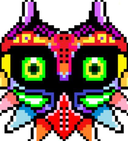 8 Bit Majora Remixxxxx Sticker