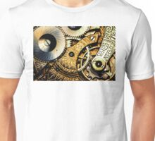 Gears and Age (color version) Unisex T-Shirt