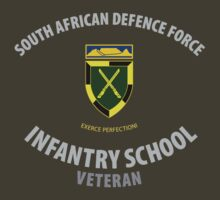 SADF Infantry School (Western Cape Formation Bar) Veteran by civvies4vets