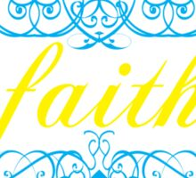 faith Sticker
