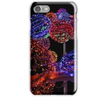 Lights of  Christmas iPhone Case/Skin