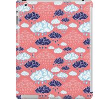 abstract pattern of clouds  iPad Case/Skin