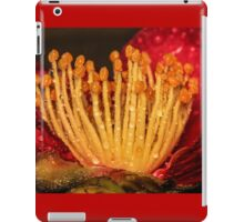 Camellia Bloom iPad Case/Skin