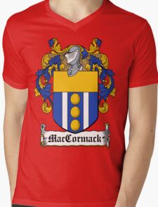 MacCormack (Longford) Mens V-Neck T-Shirt