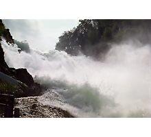 Rhine Falls Schaffhausen Photographic Print