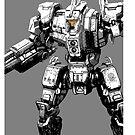 centurion  by greggmorrison