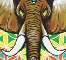 Elephant of life Sticker