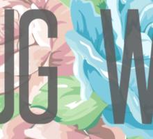 Thug Wife 2/3 2014 Sticker