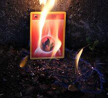 Fire Energy by pokemon-photo
