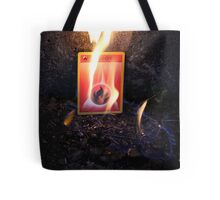 Fire Energy Tote Bag