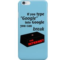 IT Crowd The Internet iPhone Case/Skin