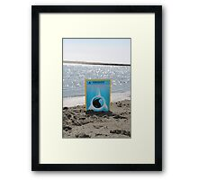 pokemon water energy Framed Print