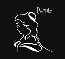 Beauty and the Beast Couple Shirt Womens T-Shirt
