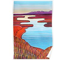 Perfect Pastels - Morning Colours Poster