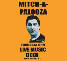 Old School … Mitch-A-Palooza by OliveB