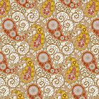 Pushie Paisley by chromedreaming