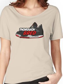 ThroroughBred 4's Women's Relaxed Fit T-Shirt