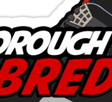 ThroroughBred 4's Sticker