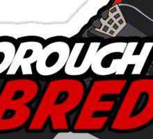 ThroroughBred 4's Sticker