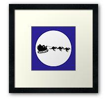 Aussie Christmas Framed Print