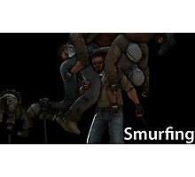 counter strike global offensive smurfing Photographic Print