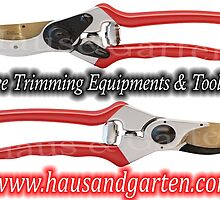 Choose Right Tree Trimming Equipment - Garden Hand Tools by Gordon Bryan
