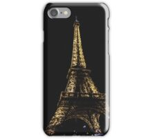 La Tour Eiffel iPhone Case/Skin