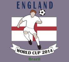 England World Cup Team Kids Tee