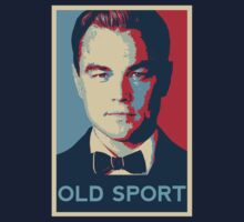 The Great Gatsby … Old Sport by OliveB