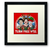 Deck the Halls with TFW Framed Print