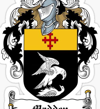 Madden (Galway) Sticker