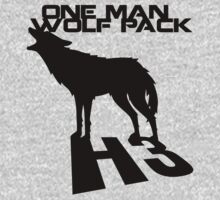 Hangover 3 … One Man Wolf Pack … Black by OliveB