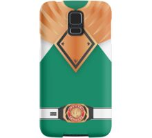 MMPR Armoured Green Ranger Phone Case Samsung Galaxy Case/Skin