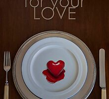 Hungry for your LOVE by audah