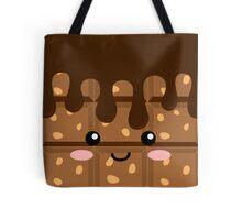 Crunchy chocolate Tote Bag