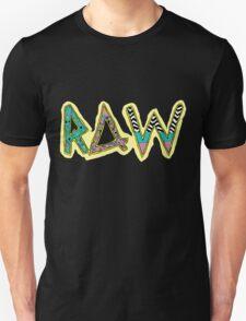 RAW 80's/90's PATTERN TEE T-Shirt