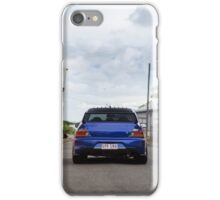 Mitsubishi Evo 9 iPhone Case/Skin