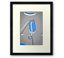 Loop Framed Print