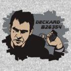 Deckard by CarloJ1956
