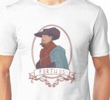 Porthos Unisex T-Shirt